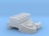 1:6 scale Picatinny Riser 3d printed