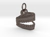 Laughing Matter Improv Keychain 3d printed