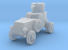 PV89D T7 Franklin Armored Car (1/144) 3d printed