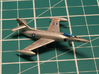 Lockheed XF-90 Pair 6mm 1/285 3d printed