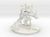 MR Crawler Tri Pod Bot 3d printed