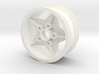 GH Project - Front Wheel V2a 3d printed