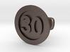Cufflink 30 (price per piece) 3d printed