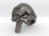 Punisher Ring 10 3d printed