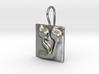 16 Ayn Earring 3d printed