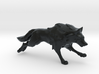 Wolf Running 3d printed