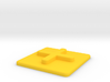 Yellow replacement tile (Rubik's Blind Cube) 3d printed