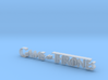 Game of Thrones Logo 8 cm 3d printed