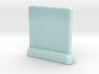 Celadon Selfie Standing Picture Frame 4x4 3d printed