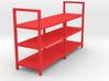 Garage Shelf - 1/24 3d printed
