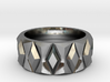 Diamond Ring V2 3d printed