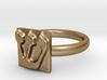 21 Shin Ring 3d printed