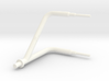 PN Wessex Double Pitot Tube 3d printed