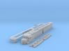 N Scale DD35a Locomotive 3d printed