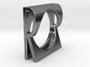 R RING SZ6.5 3d printed