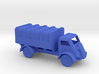 1/144 Scale Bedford QL Truck Covered 3d printed