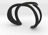 Mind generated bracelet - my idea of art 3d printed