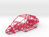 MagDragster Chevelle 70 3d printed