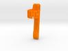 Pen Clip: for 11.0mm Diameter Body 3d printed