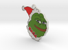 Pepe le frog Trump MAGA ornament 3d printed