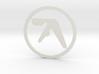 Aphex Twin Ornament 3d printed