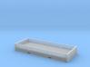 2x 20 Ft Plattform Container mix ohne Querstreben 3d printed