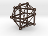 Borromean Icosahedron 3d printed