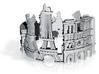 Ring Paris US7 3d printed