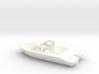 Z Scale Pleasure Boat 3d printed