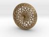 0586 Kosekomahedron [002] - Zonohedral Torus 3d printed