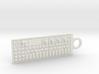 OP-1 Keychain / Pendant 3d printed