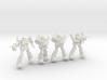 A1B Bulldog squad 3d printed