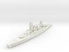 Andrea Doria Battleship 1/2400 3d printed
