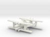 Catalina / GST (1/900) x4 3d printed