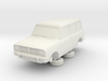1-64 Austin Mini 74 Estate 3d printed