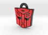 Autobot/Decepticon Flip Symbol 3d printed
