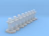 Buffers Old Style 8st 3d printed