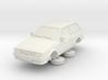 1-64 Ford Escort Mk3 2 Door Small Van 3d printed