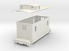 Sn3 20ft Caboose (low coppola)   3d printed
