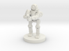Rifle Sentry Robot 3d printed