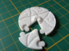 Clue Marker set for Arkham Horror 3d printed