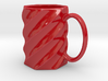 Spiral Mug 3d printed