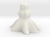 Cthulhu Snowman Ornament 3d printed