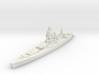 Dunkerque class battlecruiser 1/2400 3d printed