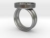 Firehose Ring 3d printed