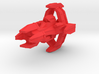Colour Slipstreamer Frigate 3d printed