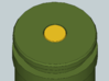20x28mm OICW grenade shell replica (twins set) 3d printed