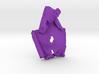 Bark Sculpture Pendant 3d printed