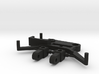 SP3 Spare Parts for CK3 Chassis Kit 3d printed This is what you'll receive if ordered in black.
