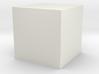 Cube.1 3d printed